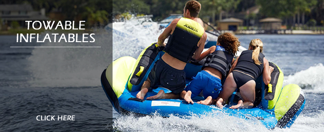 Cheapest Towable Inflatable Tubes and Ringos, Boat Ski Tubes and Banana Boats, Water Toys and Cheapest Towable Toys