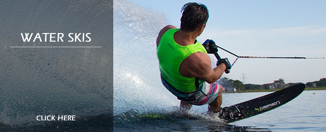 Cheapest Water Skis and Waterski Equipment